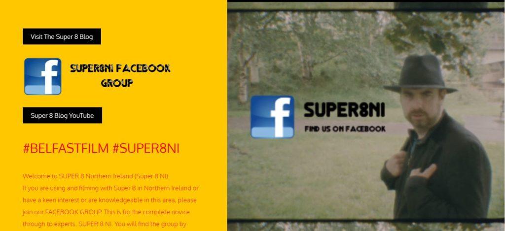 Super8NI Home Page